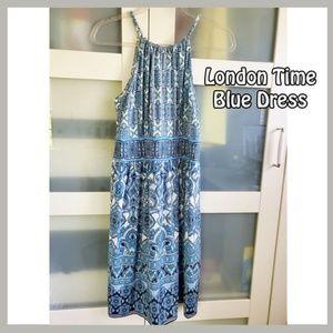 London Times summer dress